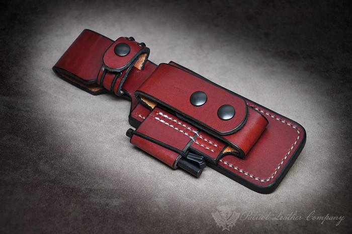 Mutiny Leather Sheath