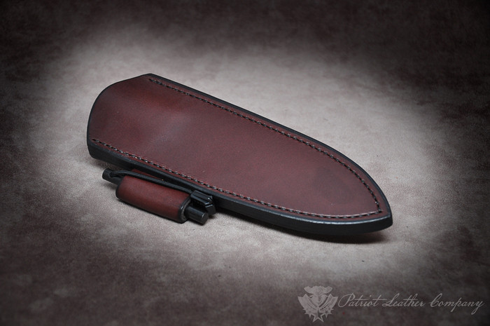 Ontario 'The Mountain Man' Belt Sheath