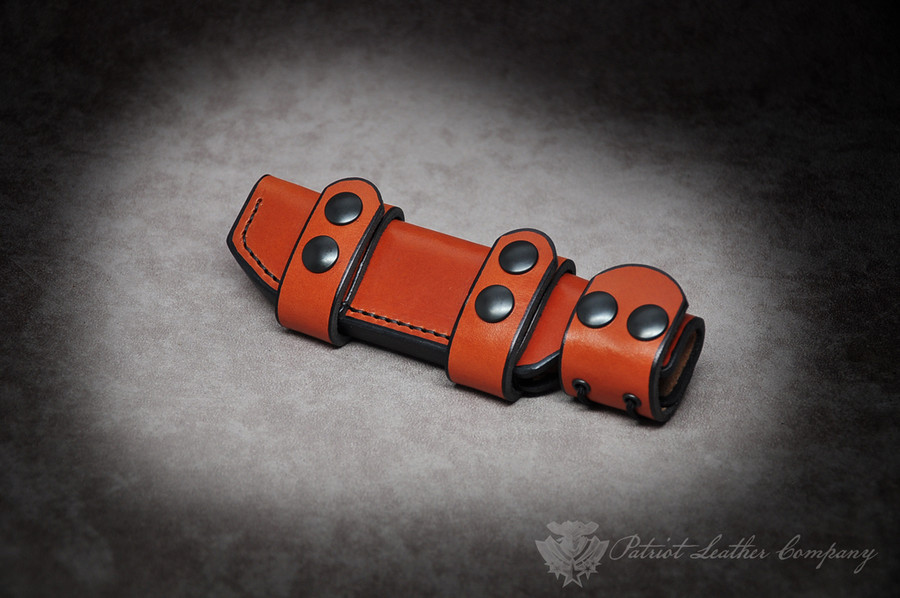 1777 Leather Scout Sheath