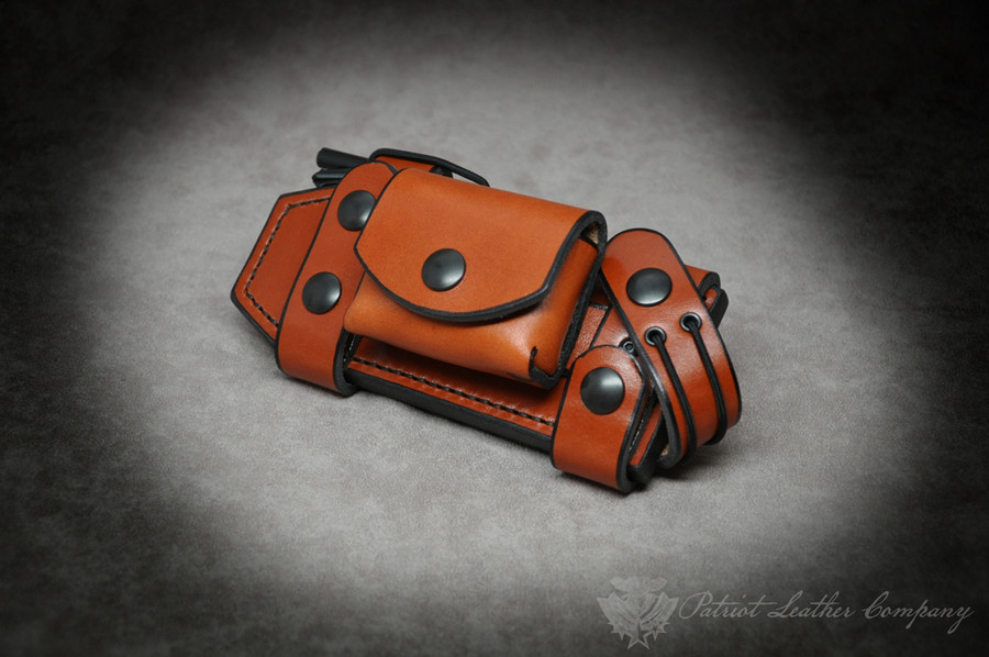 Bradford 'The Chesapeake' Scout Carry Sheath