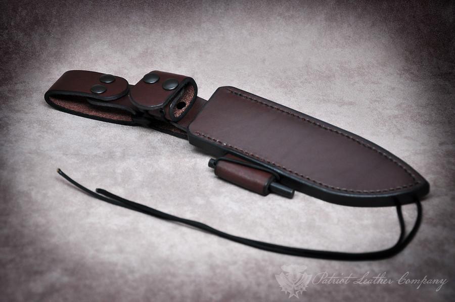 Gaspee  Leather Sheath
