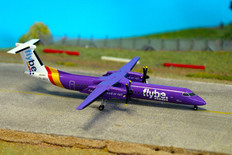 Herpa Flybe new livery Bombardier Q400 Scale 1/200 557160