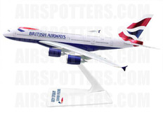 Premier Planes British Airways Airbus A380 Scale 1/250 SM380-64