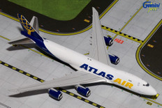 GEMINI JETS ATLAS AIR B747-8F N852GT SCALE 1/400