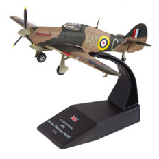 Royal Air Force Branded Hurricane Mk HB 1941 Scale 1/72 40609