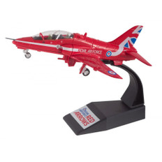 Royal Air Force Branded Red Arrows British Aerospace Hawk 1984 Scale 1/72 40608