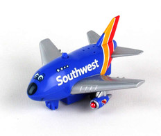 Southwest Fun Plane with lights and sound