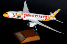 JC WINGS SCOOT B787-9 'SG50' 9V-OJE WITH STAND SCALE 1/200
