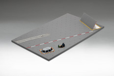 AIRCRAFT CARRIER DECK BASE 1 Scale 1/72 TSMWAC001