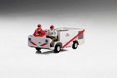 US NAVY FIRE FIGHTING TEAM AND FIRE ENGINE Scale 1/72 TSMWAC003