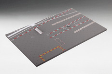 AIRCRAFT CARRIER DECK BASE 1 Scale 1/200 TSMWAC006