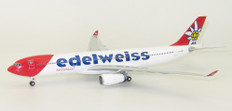 JC WINGS EDELWEISS A330-300 HB-JHR SCALE 1/200
