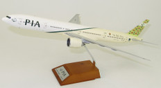 JC WINGS  PIA B777-300ER THE SILK ROUTE AP-BID WITH STAND SCALE 1/200