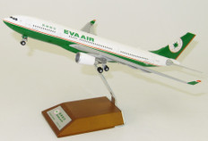 JC WINGS EVA A330-200 B-16307 WITH STAND SCALE 1/200