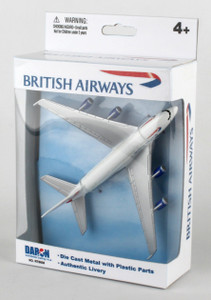 BRITISH AIRWAYS A380 DIECAST MODEL