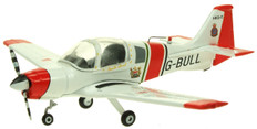 AVIATION 72 SCOTTISH AVIATION BULLDOG HONG KONG AUXILIARY AIR FORCE HKG-5/G-BULL SCALE 1/72
