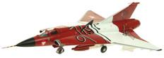 Aviation 72 SAAB DRAKEN J35O 2ND AIR REGIMENT AUSTRIAN AIR FORCE 351408 Scale 1/72