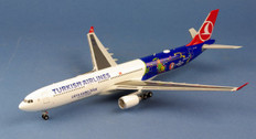 Herpa Wings Turkish Airlines A330-300 EM2016 TC-JOH Scale 1/200