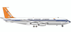 Herpa Wings South African Airways Boeing 707-320 - ZS-CKC Johannesburg  Scale 1/200