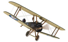 Corgi Sopwith Camel F.1 B6313 Major William George Billy Barker RAF Scale 1/72