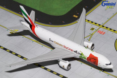 Gemini Jets Emirates with love Boeing 777F A6-EFL Scale 1/400 GJUAE1662