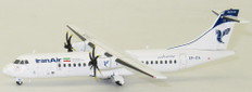 JC WINGS IRAN AIR ATR72-600 REG: EP-ITA WITH STAND SCALE 1/200 JCLH2080