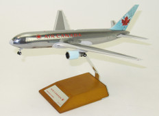 "JC WINGS AIR CANADA BOEING 767-200 REG: C-GDSP ""POLISH"" WITH STAND SCALE 1/200 JCLH2015"