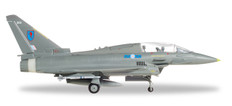 Herpa Royal Air Force Eurofighter Typhoon T3 - No 6 Squadron, RAF Lossiemouth - ZJ809  Scale 1/72 580281
