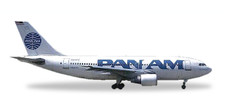 """Herpa Pan Am Airbus A310-200 - 25 YEARS Herpa Wings Edition - N806PA """"Clipper Betsy Ross"""" Scale 1/500 500920-001"""