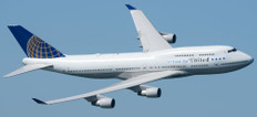 JC WINGS UNITED BOEING 747-400 747 FRIENDSHIP FLAPS UP SCALE 1/200 JC2240