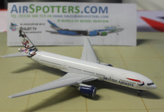 "Gemini Jets British Airways ""Canada"" Boeing 777-200 Scale 1/400 GJBAW269 CK"