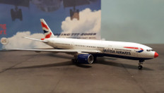 JC Wings British Airways Red Nose Boeing 777 G-YMME Scale 1/400 JC4003 EL
