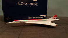 Gemini Jets British Airways RED TAIL Concorde G-BOAG Scale 1/400 GJBAW1231 EL