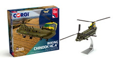 Corgi  Chinook HC.4 ZA683 RAF No.27 Squadron, 'Special Centenary Scheme' - 100 Years of the RAF Scale 1/72 AA34214