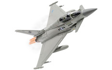 Corgi Eurofighter Typhoon T.3 ZK380 No.2(AC) Squadron - 100 Years of the RAF Scale 1/72 AA36409
