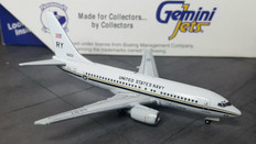 Gemini Jets United States Navy Boeing C-40 RY-831 Scale 1/400 GJUSN295 CCK