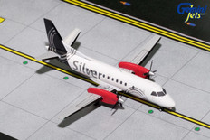 Gemini 200 Silver Airways Saab 340B N344AG Scale 1/200 G2SIL709