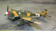 Corgi The Luftwaffe Stuka JU-87B-2 Scale 1/72 AA32510