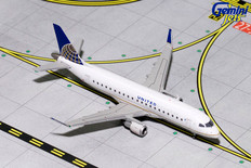 Gemini Jets United Express Embraer 175 Scale 1/400 GJUAL1728