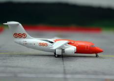 Jet-X TNT BAE146 EC-HDH Scale 1/400 JX366