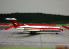 Jet-X Royal Aircraft Establishment VC-10 XX914 Scale 1/400 JXX914