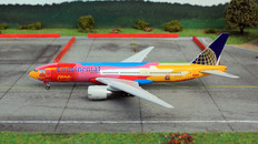Dream Jets Peter Max Continental Boeing 777-200 Scale 1/400 DJ001