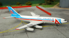 Herpa Ural Airlines IL-86 RA-86078 Scale 1/500 515641