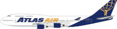 JFox Atlas Air 747-400 N464MC With stand Scale 1/200 JF7474039