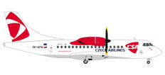 Herpa Wings CSA Czech Airlines ATR-42-500 Scale 1/200 559256