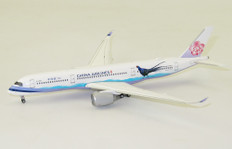 JC WIngs China Airlines Airbus A350 B18901 Flaps down Scale 1/400 JC47284A