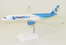 JC WIngs French Blue A350-900 F-HREU With Stand   Scale 1/200 JCLH2159