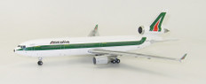JC WIngs Alitalia MD-11 I-DUPD With Stand Scale 1/200 JCLH2079
