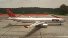 Herpa Northwest Airlines Airbus A330-300 Scale 1/500 502009