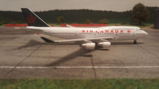 Herpa Air Canada Boeing 747-400 Scale 1/500 500739